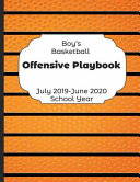 Boys Basketball Offensive Playbook July 2019   June 2020 School Year