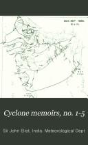 Cyclone Memoirs  No  1 5