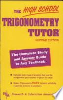 High School Trigonometry Tutor