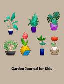 Garden Journal For Kids