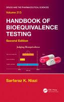 Handbook of Bioequivalence Testing, Second Edition