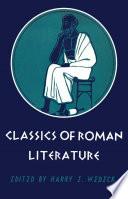 Classics of Roman Literature