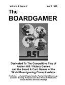 The Boardgamer Volume 4