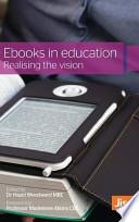 EBooks in Education