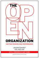 The Open Organization Pdf/ePub eBook