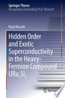 Hidden Order and Exotic Superconductivity in the Heavy Fermion Compound URu2Si2