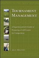 Tournament Management
