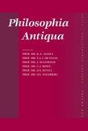 The Philosophy of Chrysippus