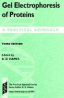 Gel Electrophoresis of Proteins