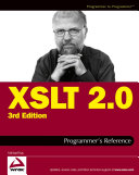 XSLT 2 0 Programmer s Reference
