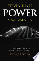 """""""Power: A Radical View"""" by Steven Lukes"""