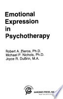 Emotional Expression in Psychotherapy