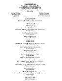 Wildland Hydrology