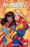 Pdf Miss Marvel (2019) : Team-up
