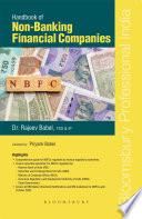 Handbook of Non Banking Financial Companies