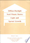 Diffuse daylight Seed Potato Stores   Light and Sprout Growth Book
