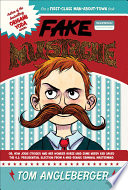 Fake Mustache Tom Angleberger Cover