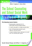 The School Counseling And School Social Work Treatment Planner PDF