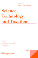 Science  Technology and Taxation