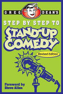 Step by Step to Stand Up Comedy   Revised Edition