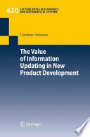 The Value Of Information Updating In New Product Development Book PDF