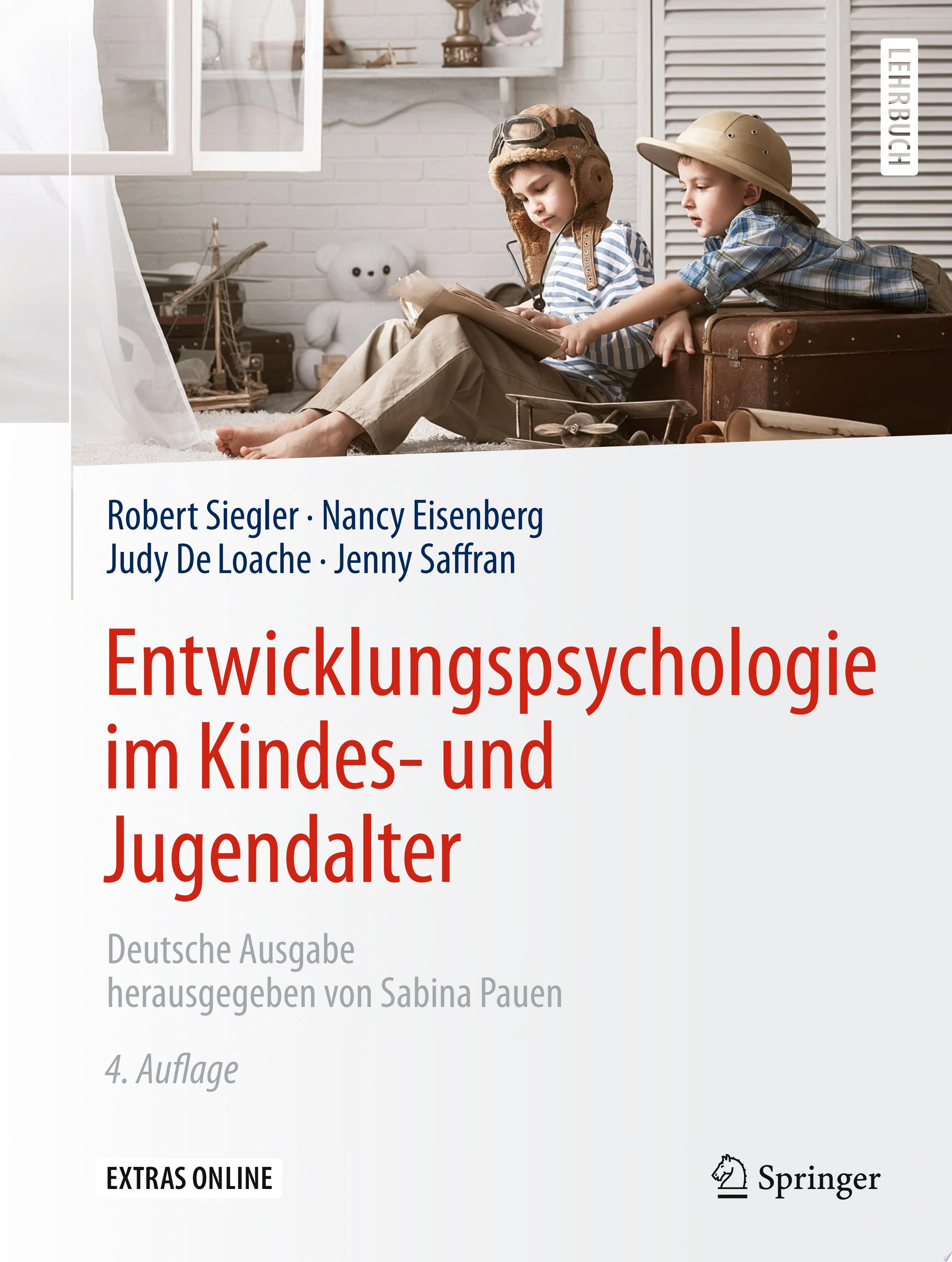 Entwicklungspsychologie im Kindes  und Jugendalter