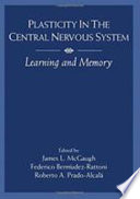 Plasticity In The Central Nervous System Book PDF