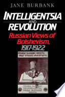 Intelligentsia and Revolution
