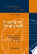 Observing Our Changing Earth Book PDF