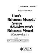 UNIX System V  Release 4 Book