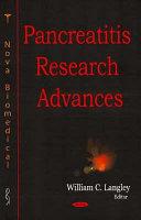 Pancreatitis Research Advances