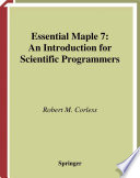 Essential Maple 7 Book PDF