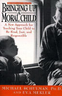 Bringing Up A Moral Child PDF