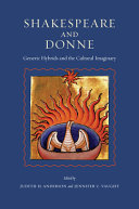Shakespeare and Donne