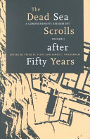 Pdf The Dead Sea Scrolls After Fifty Years
