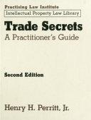 Trade Secrets: A Practitioner's Guide - Seite ii