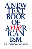 A New Textbook of Americanism
