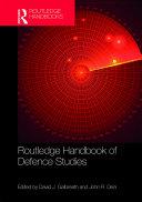 Pdf Routledge Handbook of Defence Studies Telecharger