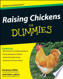 """""""Raising Chickens For Dummies"""" by Kimberly Willis, Rob Ludlow"""