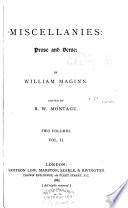 Miscellanies Book