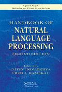 Pdf Handbook of Natural Language Processing Telecharger