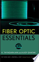 Fiber Optic Essentials Book PDF