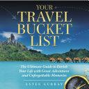 Your Travel Bucket List Pdf/ePub eBook