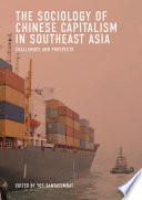 The Sociology of Chinese Capitalism in Southeast Asia Book