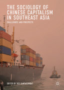 The Sociology of Chinese Capitalism in Southeast Asia Pdf/ePub eBook