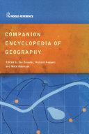 Companion Encyclopedia of Geography Pdf/ePub eBook