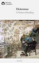 Delphi Dickensiana Volume I  Illustrated