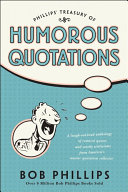Phillips  Treasury of Humorous Quotations