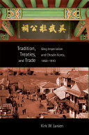 Tradition  Treaties  and Trade