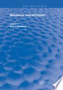Behavior and Immunity